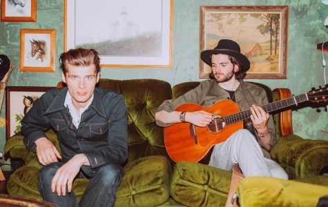 Sibling duo Hudson Taylor combines classic folk rock with Irish upbringing