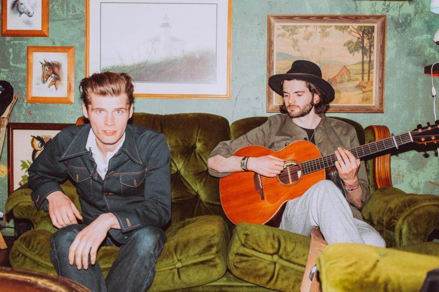 Sibling+duo+Hudson+Taylor+combines+classic+folk+rock+with+Irish+upbringing