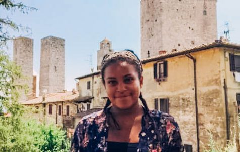 Psychology student abroad conducts gender and religion research in Italy