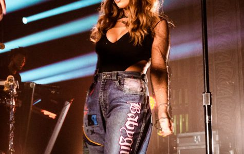 Alina Baraz's recent stop at the Observatory was the last on her tour in support of EP