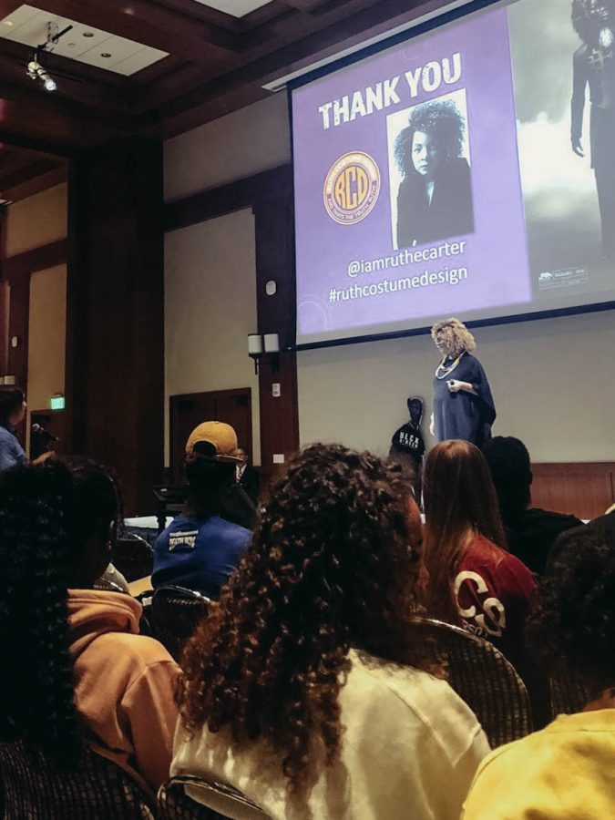 Black Panther costume designer comes to campus for presentation on film, race