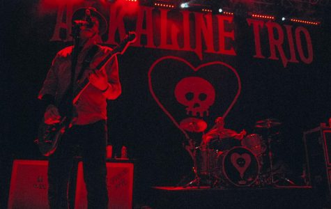Alkaline Trio ignite the House of Blues with punk rock