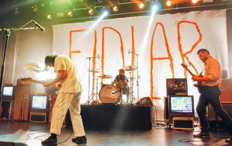 FIDLAR shreds through set in San Diego