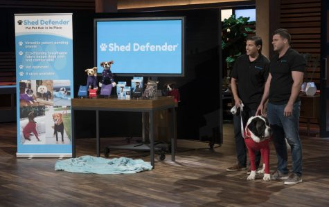 Alumus finds success on 'Shark Tank' with Shed Defender