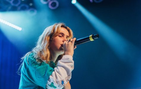 Viral pop sensation Clairo searches for live voice