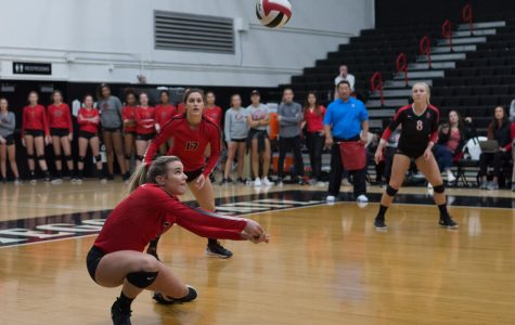 Volleyball set to end season at home against San Jose State