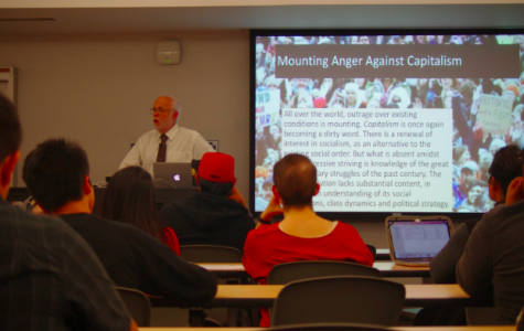 IYSSE talks socialism at SDSU panel event