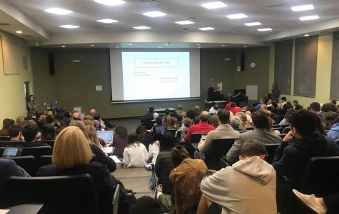 'Three Perspectives on Pittsburgh' event makes connection between domestic terrorism and modern anti-semitism