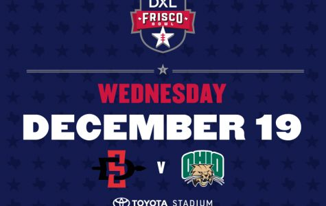 Aztecs selected to Frisco Bowl in Texas