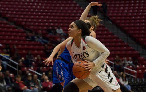 Aztecs snap losing skid with 70-61 victory over Air Force