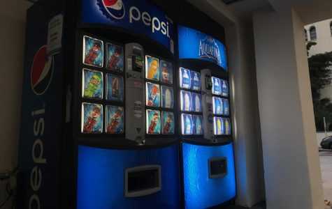 Campus vending machines now accepting OneCards as payment