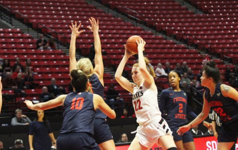 Column: Women's basketball must get Dornstauder involved