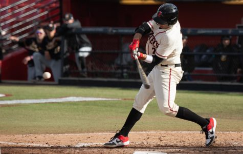 Baseball splits doubleheader against USF, earns series victory on opening weekend