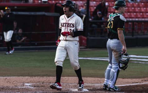 Leonhardt shines in Aztecs 9-3 victory over No. 25 UC Irvine