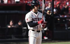 Baseball wins back-and-forth battle against San Jose Staté, earns series victory