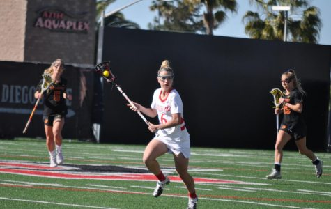 Lacrosse extends streak with 13-6 win over Lehigh