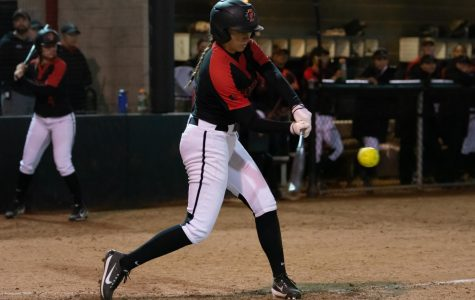Softball walks off in 7-5 victory over Northern Illinois