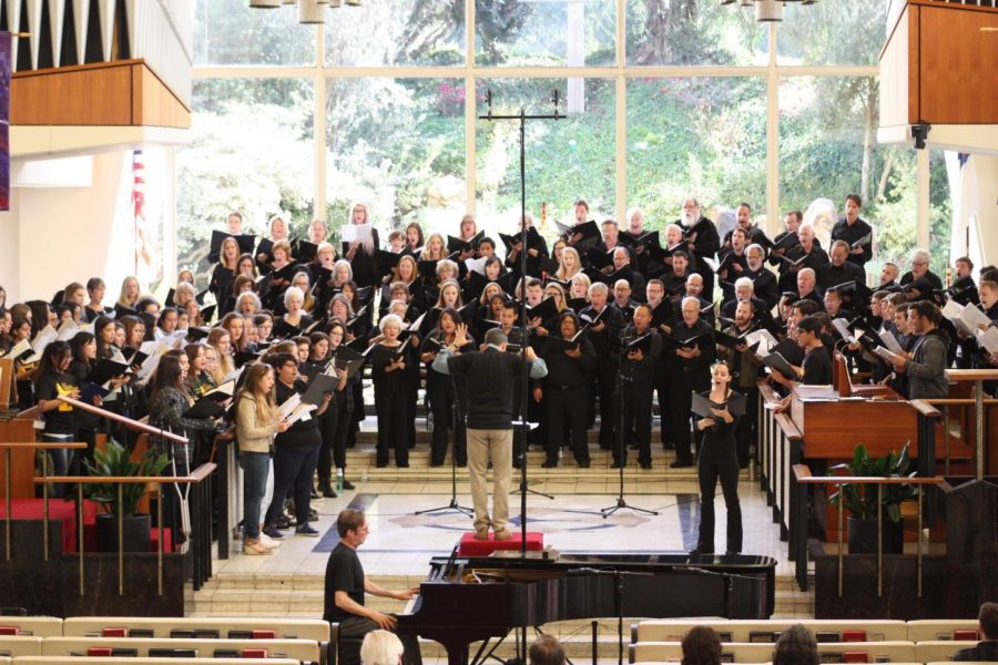 San Diego Master Chorale to join high school students for free public concert