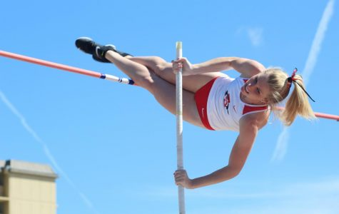 Track and Field hosts, competes in 41st annual Aztec Open & Invitational