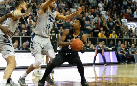 Column: Aztecs' poor shooting led to loss in MW finals