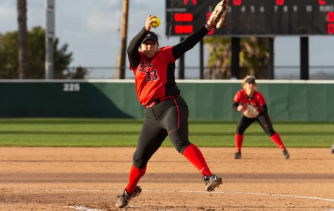 Softball falls short in 3-1 loss to New Mexico