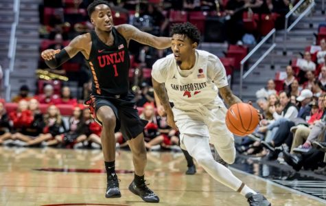 Men's basketball head to Las Vegas for Mountain West Conference Tournament, face UNLV in quarterfinal