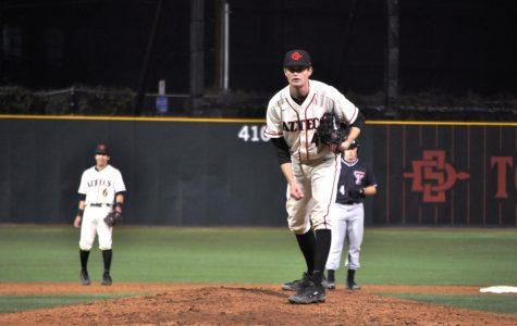 Baseball comes up short after grand slam ends upset bid against No. 14/11 Texas Tech