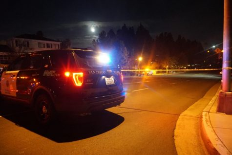 SDSU crime and incident report: Burglary, drunk driver