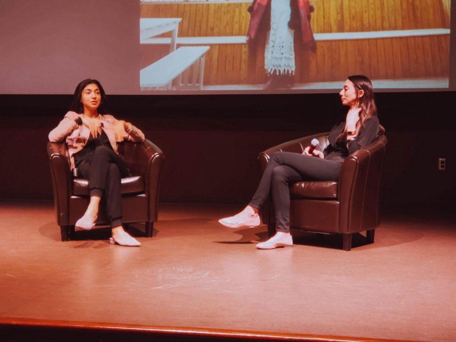Women's education activist Shiza Shahid visits campus