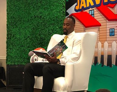 SDSU football director debuts children's book