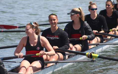 Rowing concludes 46th annual San Diego Crew Classic