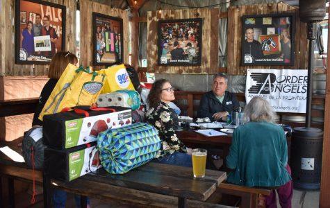 Ángeles de la Frontera brinda apoyo con donaciones en albergue de Tijuana