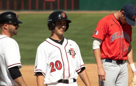 Baseball salvages series with 11-6 win over Fresno State