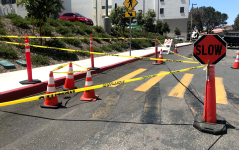 Crews to close Aztec Circle Drive again to make repairs to pipe that caused sinkhole