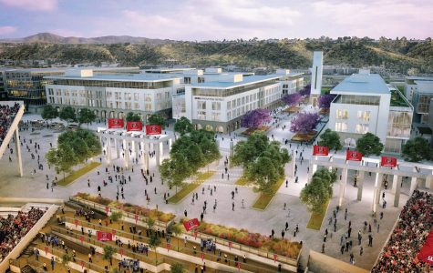 University selects architectural firm for Mission Valley stadium project