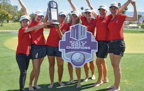 Women's golf takes home Mountain West Championship