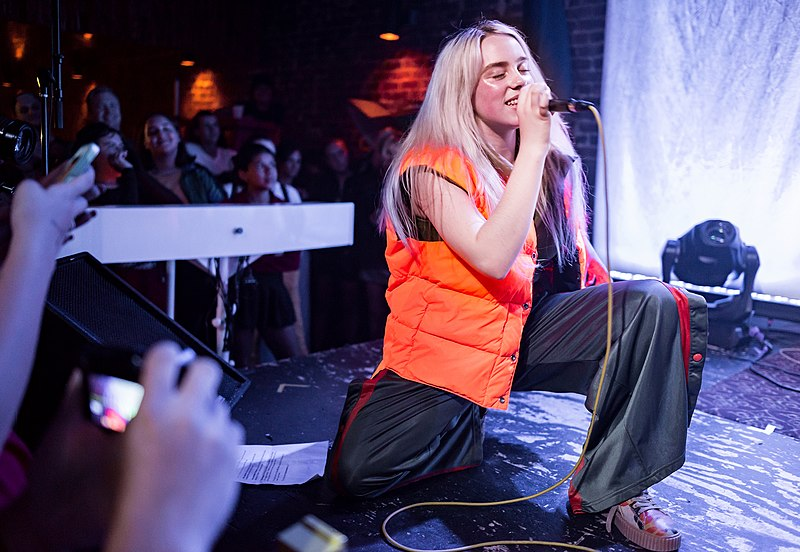 Pop breakthrough Billie Eilish will perform at the Open Air Theatre at SDSU on July 13.