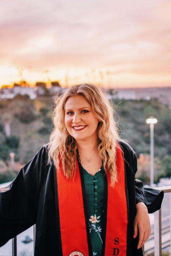 Senior Farewell: Julianna Ress