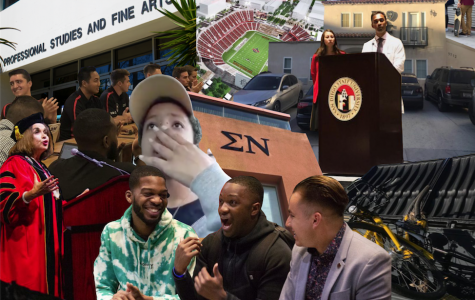 Year in review: Meningitis outbreak, Greek life suspensions, racism on campus