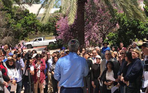 SDSU rallies around Jewish community