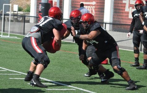 Fall Camp update: Offensive line searching for its Week 1 starters