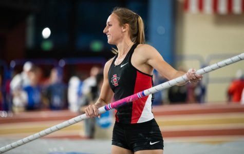 Bonnie Draxler transitions from student-athlete to Olympic hopeful