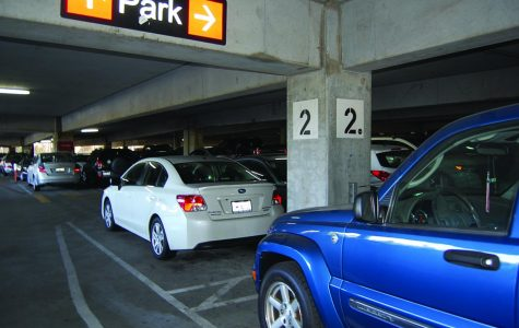 SDSU to cease issuing physical parking permits to campus commuters, visitors