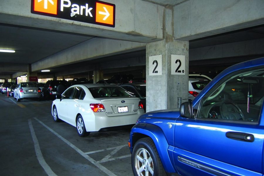 Parking+and+Transportation+Services+will+begin+using+license+plates+to+verify+parking+permits.