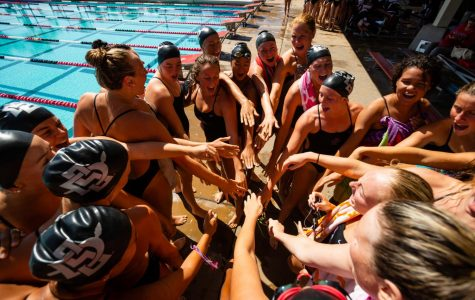 Swim & Dive splashes into 2019-20 campaign with crosstown matchup against USD