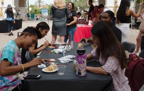 Associated Students hosts 'Rock the Vote' event