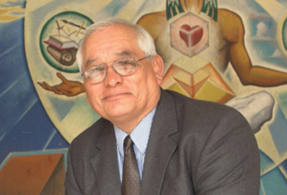 Gus Chavez, longtime  former director of San Diego State's Educational Opportunity Programs and Ethnic Affairs, passed away on Aug. 18 at the age of 76.