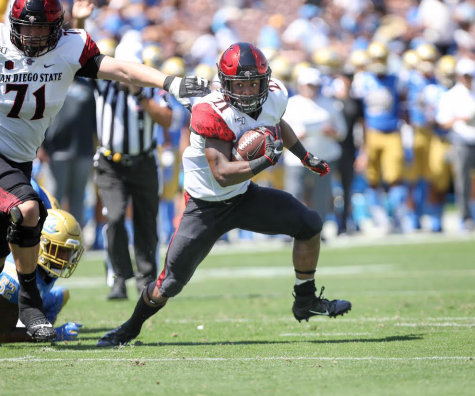 Column: Aztecs success on the ground may rely on ability to find back up