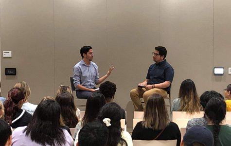 Fundador de Mundo Azteca da consejos a estudiantes de SDSU