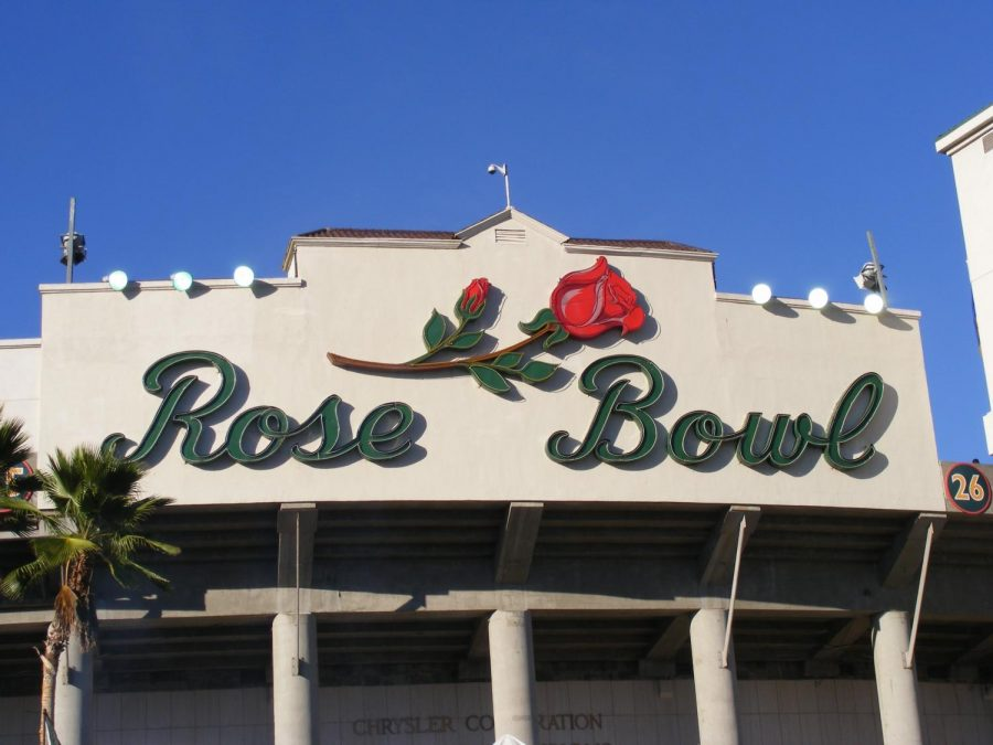 Los+Angeles+natives+talk+about+returning+home+for+a+game+in+Rose+Bowl
